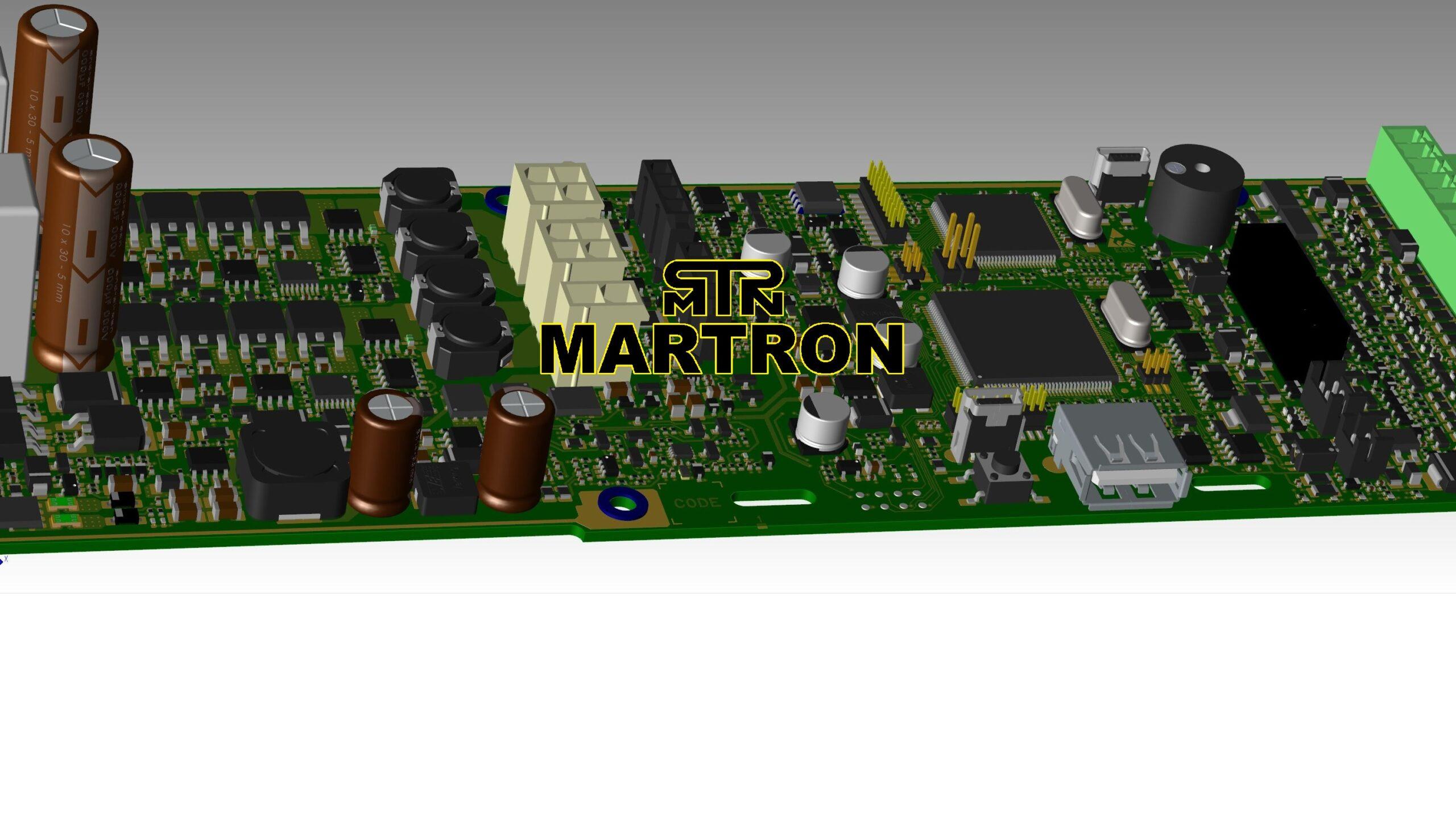 Header Image - MARTRON